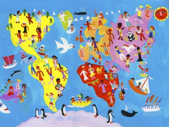 Illustrated World Map of People Enjoying Having Fun on national geographic world maps print, world map to edit, spring forward sign to print, cool world map print, world map to color, world printout, world map to size, world map to zoom, numbers to print, road map fabric with print, world atlas with latitude and longitude, world globe outline printable, latitude longitude world map print, world map to sketch, markers to print, search to print, congo print, world map to make, world map to label, large labeled world map print,