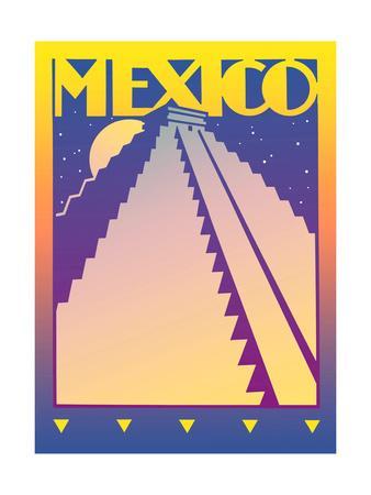 Illustration of Pyramid