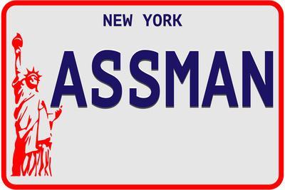Assman Plate