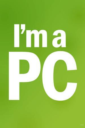 I'm a PC (Green)