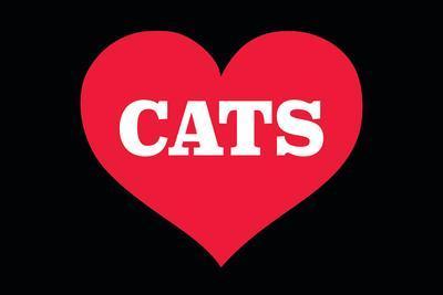 Heart (Love) Cats