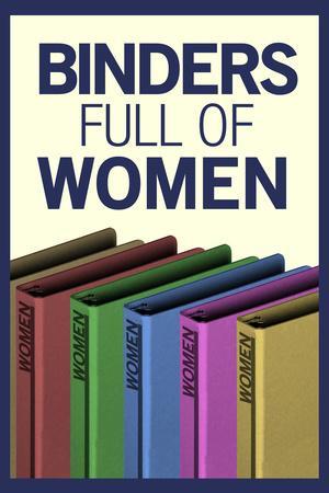 Binders Full of Women