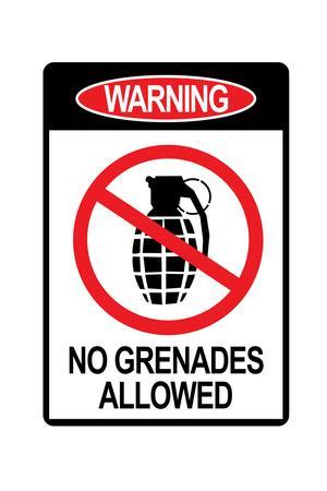 Jersey Shore No Grenades Allowed