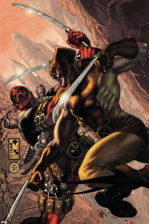 Wolverine: Origins No. 21: Wolverine, Deadpool