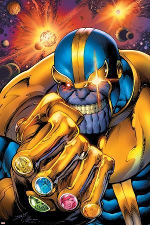 Avengers Assemble No. 7: Thanos