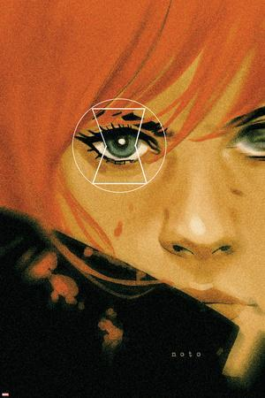 Black Widow No. 18 Cover