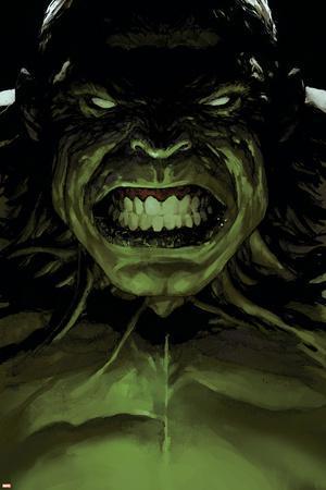 Avengers #16 Cover: Hulk