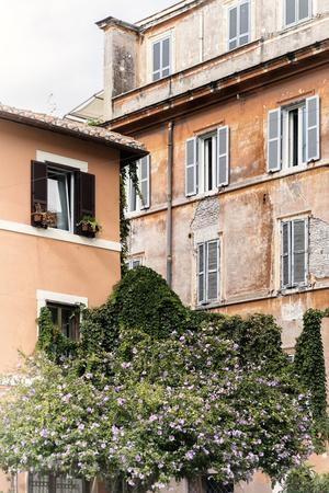 Dolce Vita Rome Collection - Buildings Facade II