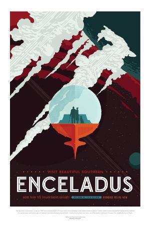 NASA/JPL: Visions Of The Future - Enceladus