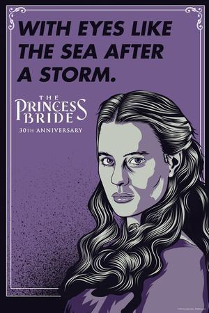 The Princess Bride - With Eyes Like The Sea After A Storm (Buttercup)