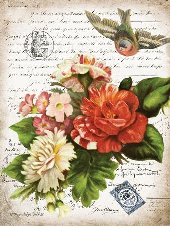 French Botanical I