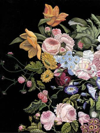 Baroque Diptych I