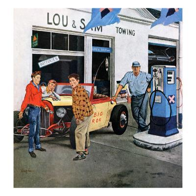 """Gas Money,"" March 26, 1960"
