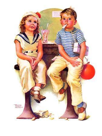 """No Money for Her Soda,""June 6, 1936"