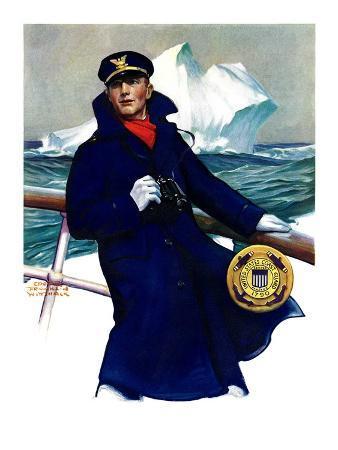 """""""Coast Guard,""""February 11, 1933"""
