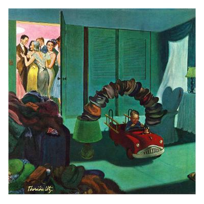"""Hat Bridge"", January 25, 1958"