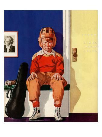 """""""Musical Sport,"""" November 14, 1942"""