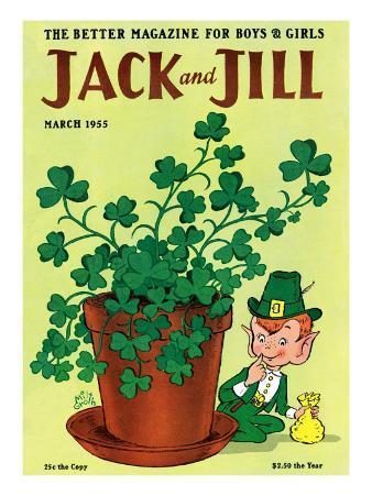 Luck of the Irish - Jack and Jill, March 1955