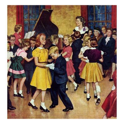 """""""Dance Cotillion"""", April 28, 1951"""