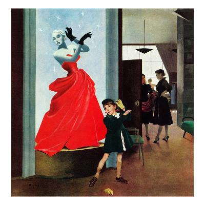 """Mannequin"", March 1, 1952"