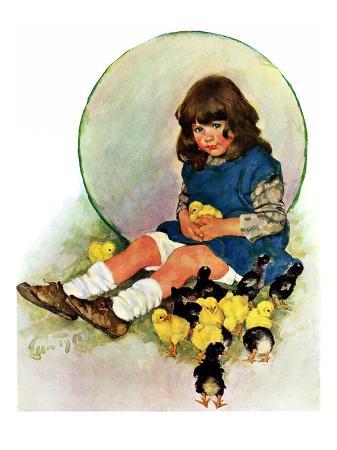 """""""Baby Chicks,""""May 7, 1932"""
