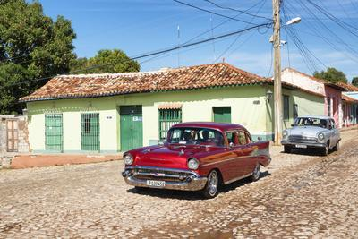 Cuba Fuerte Collection - Cuban Taxis