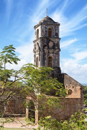 Cuba Fuerte Collection - Santa Ana Church in Trinidad II