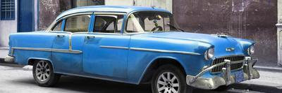 Cuba Fuerte Collection Panoramic - Blue Chevy