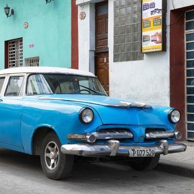 Cuba Fuerte Collection SQ - Classic Blue Car