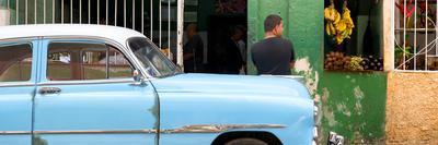 Cuba Fuerte Collection Panoramic - Street Scene