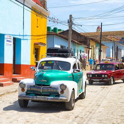 Cuba Fuerte Collection SQ - Taxis in Trinidad