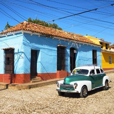 Cuba Fuerte Collection SQ - Trinidad Street Scene