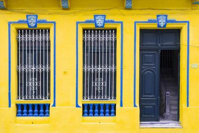 Cuba Fuerte Collection - Havana Yellow Façade