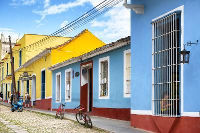 Cuba Fuerte Collection - Colorful Facades in Trinidad