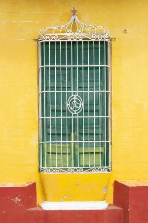Cuba Fuerte Collection - Colorful Cuban Window