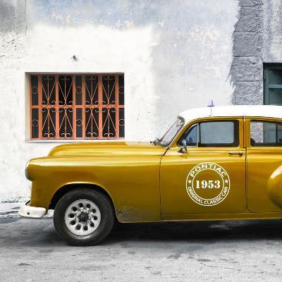 Cuba Fuerte Collection SQ - Honey Pontiac 1953 Original Classic Car