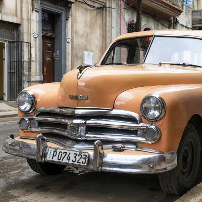 Cuba Fuerte Collection SQ - Dodge Classic Car