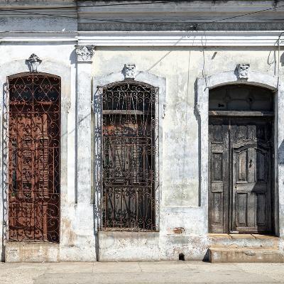 Cuba Fuerte Collection SQ - Old Cuban Facade