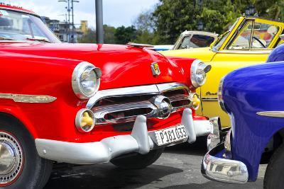 Cuba Fuerte Collection - Havana Vintage Classic Cars