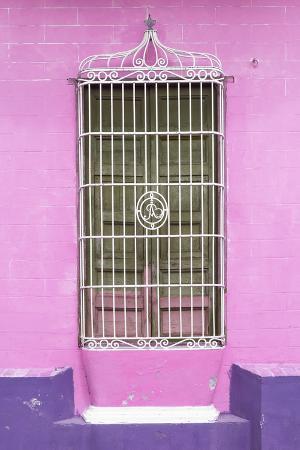 Cuba Fuerte Collection - Colorful Cuban Window V
