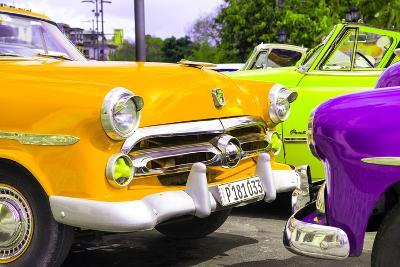 Cuba Fuerte Collection - Havana Vintage Classic Cars III