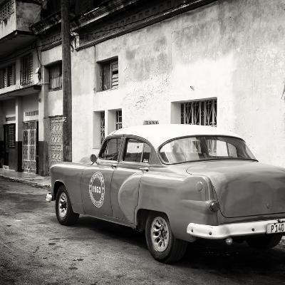 Cuba Fuerte Collection SQ BW - Taxi Pontiac 1953