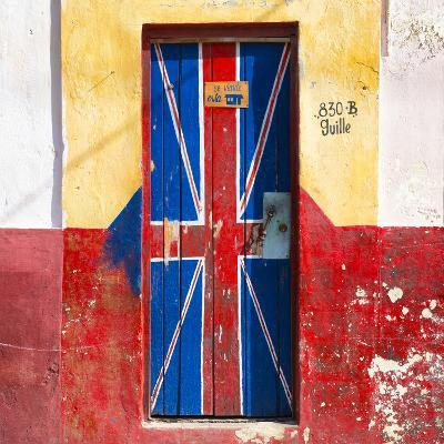 "Cuba Fuerte Collection SQ - ""830 Guille"" English Door"