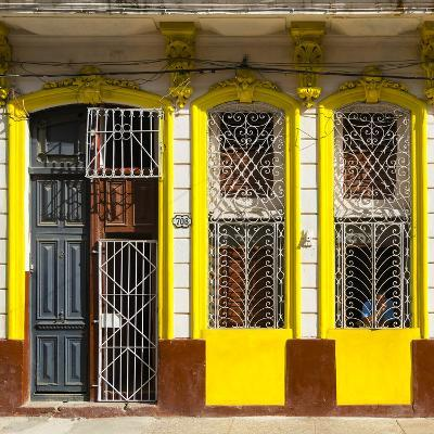 Cuba Fuerte Collection SQ - 708 Street Yellow Facade