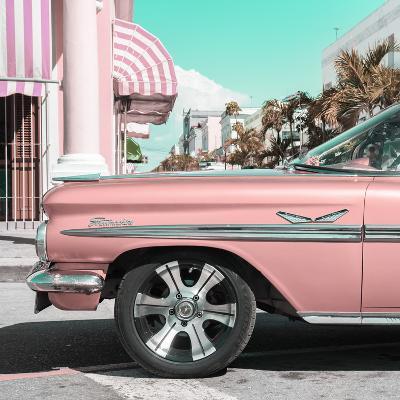 Cuba Fuerte Collection SQ - Vintage Pink Car