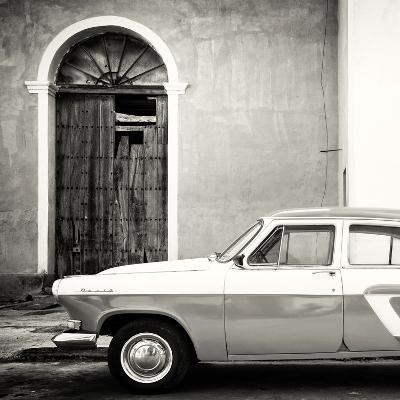 Cuba Fuerte Collection SQ BW - American Classic Car