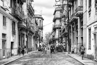 Cuba Fuerte Collection B&W - Old Havana Street IV