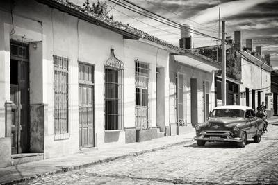 Cuba Fuerte Collection B&W - 163 Street Trinidad