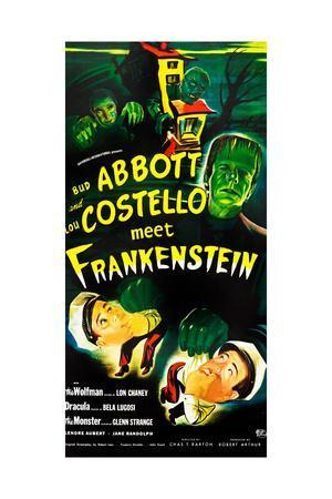 Abbott and Costello Meet Frankenstein, (AKA Bud Abbott and Lou Costello Meet Frankenstein)