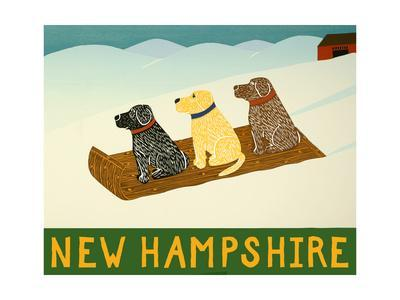 New Hampshire Sled Dogs